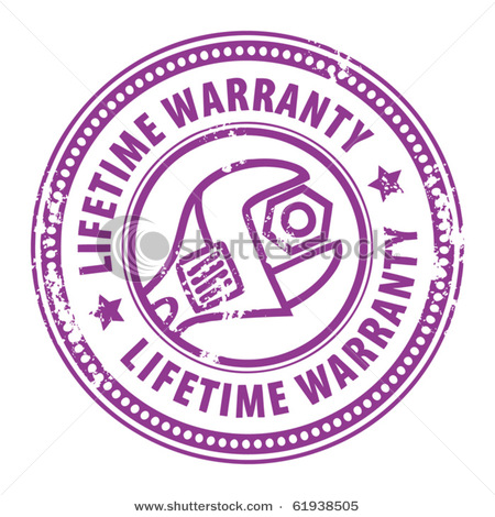Lifetime warranty package for our hose sets.